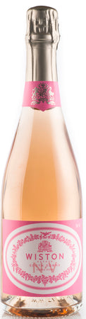 Wiston Rose NV English sparkling wine