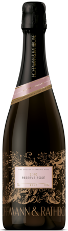 Hoffman & Rathbone Rose Reserve 2011 English sparkling wine
