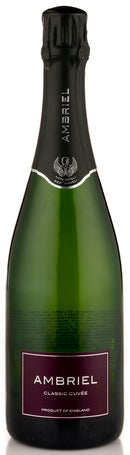 Ambriel Classic Cuvee English sparkling wine