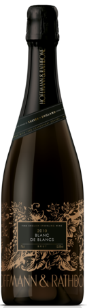 Hoffman & Rathbone Blanc de Blanc 2011 English sparkling wine