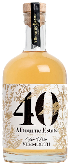 Albourne 40 Vermouth Semi-Dry - Hawkins Bros. Fine English Wines