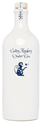 Gutsy Monkey Winter Gin - Hawkins Bros. Fine English Wines