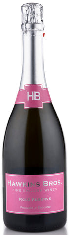 Hawkins Bros Rosé Reserve - Hawkins Bros. Fine English Wines
