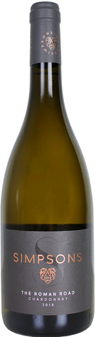 Simpsons Wine Estate Roman Road Chardonnay 2019 - Hawkins Bros. Fine English Wines