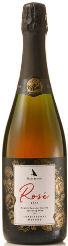 Oastbrook Rose English sparkling wine Dermot Sugrue