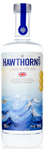 Hawthorn's London Dry Gin - Hawkins Bros. Fine English Wines