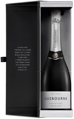 Gusbourne Blanc de Blancs 2015 - Hawkins Bros. Fine English Wines