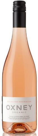 Oxney Organic Rosé - Hawkins Bros. Fine English Wines