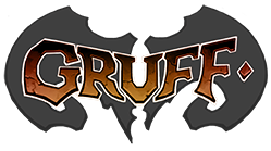 Gruff is coming...