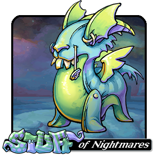 Gruff: Stuff of Nightmares
