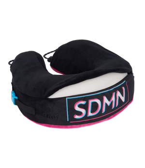 SDMN Two Tone Travel Pillow