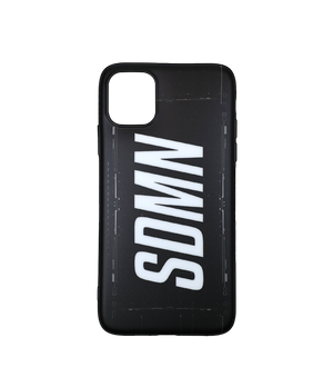 SDMN Classic Black iPhone Case