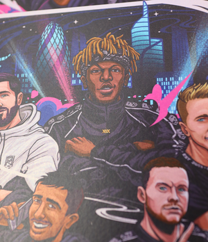 Sidemen A5 Birthday Card