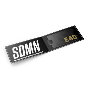 Sidemen Clothing Digital Gift Card - £40