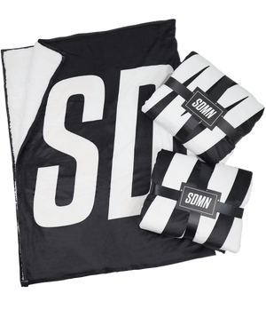 SDMN Sherpa Fleece Blanket