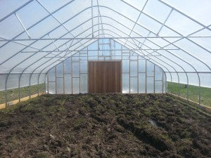 Building a Greenhouse, Spring 2014