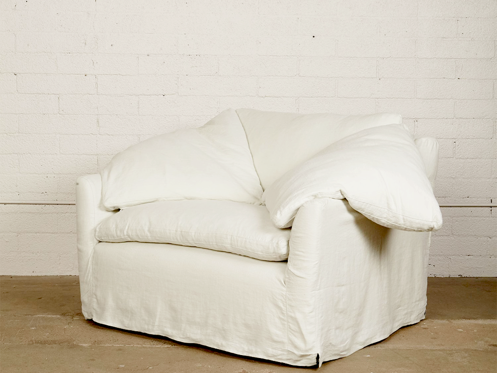 Discover Organic Sofas & Chairs