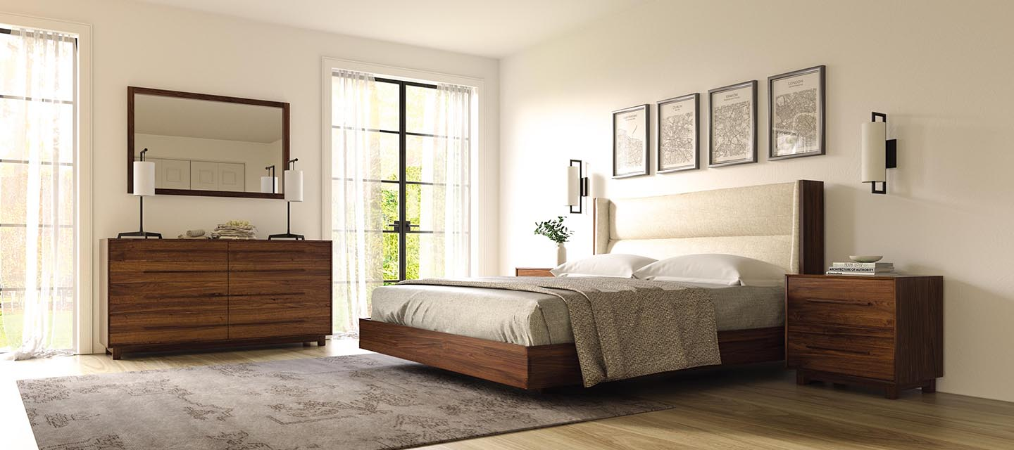 Urban Natural Home Furnishings - The natural bedroom