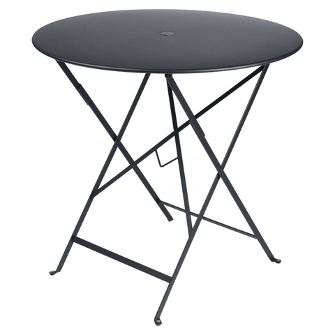 Bistro Round Table in Anthracite