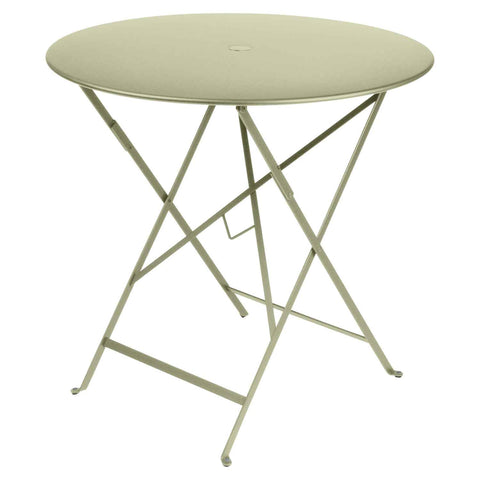 Bistro Round Table in Willow Green