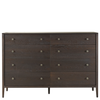 Hayden 8 Drawer Master Dresser by West Bros