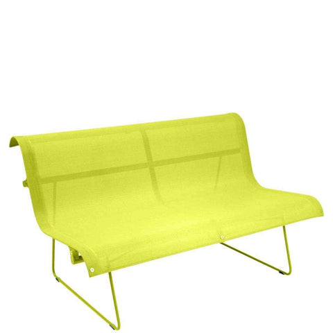 Ellipse 2 Seater Bench by Fermob