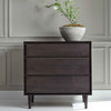 Jensen 3 Drawer Chest by West Bros