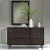 Jensen Landscape/Portrait Mirror by West Bros