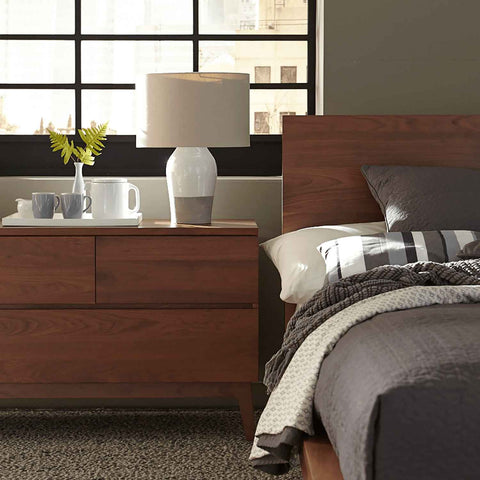 Serra 4 Drawer Dresser by West Bros