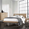 Strada Wood Panel Bed by West Bros