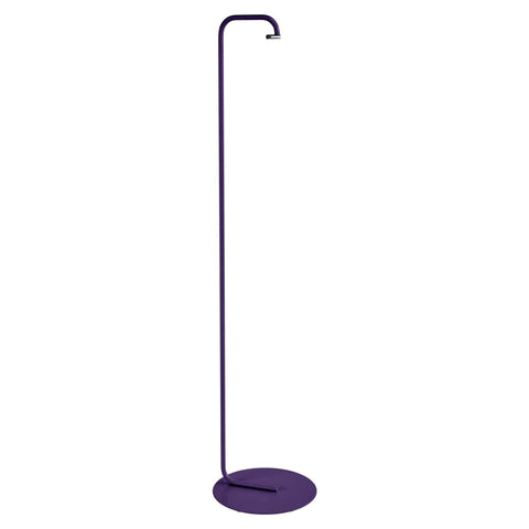 Balad Upright Stand in Aubergine
