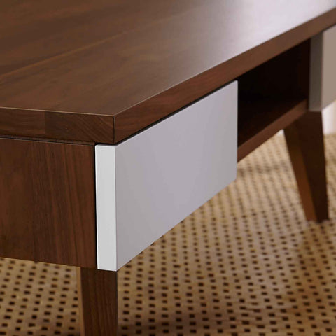 Serra Rectangle Cocktail Table by West Bros