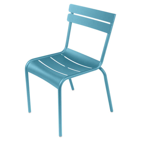 Luxembourg Chair in Turquoise