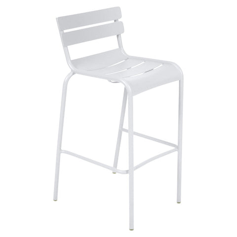 Luxembourg High Stool (Set of 2) by Fermob