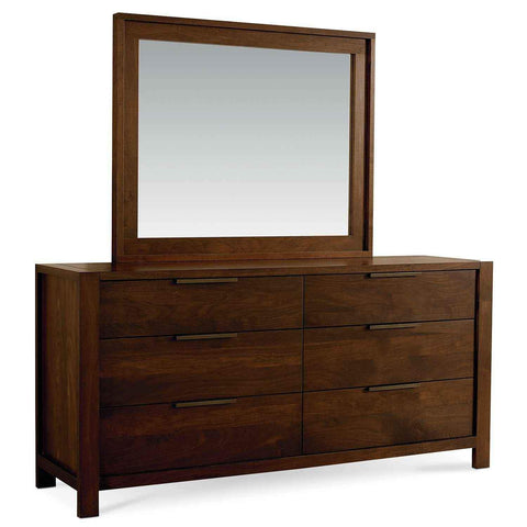 Phase Rectangular Mirror by West Bros