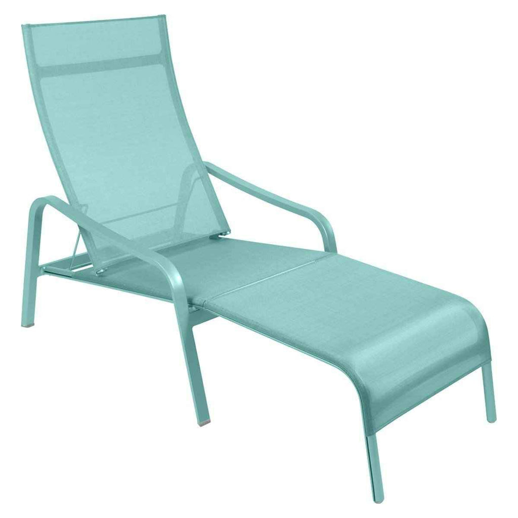 Alize Deck Chair with Footrest by Fermob