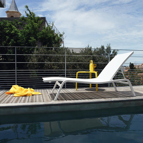 Alizíe XS Sunlounger by Fermob