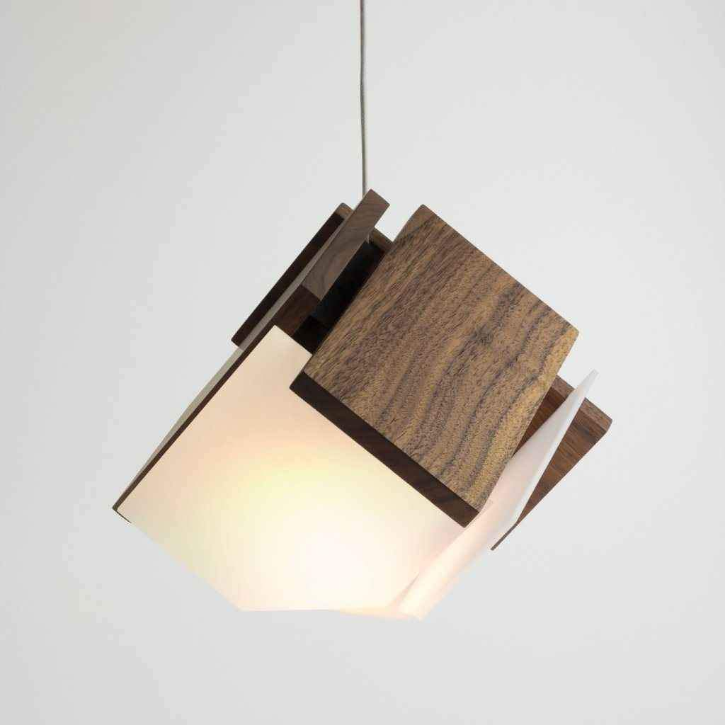 Mica Accent Pendant by Cerno