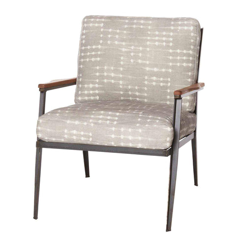Alcott Upholstered Chair - Urban Natural Home Furnishings.  Living Room Chair, Cisco Brothers