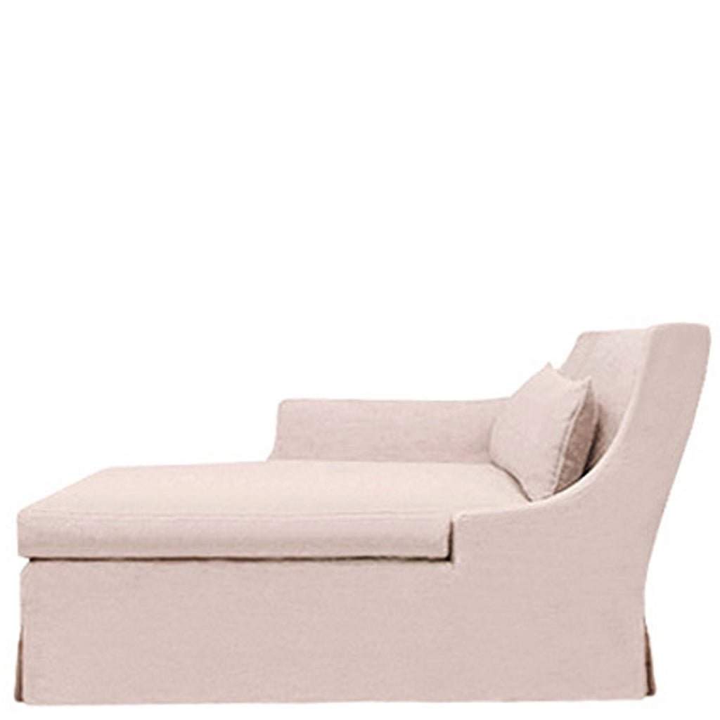 Amalia Slipcovered Chaise - Urban Natural Home Furnishings.  Chaises, Cisco Brothers