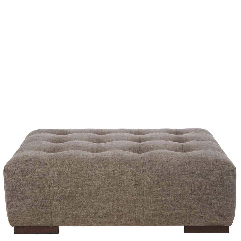 Arden Ottoman - Urban Natural Home Furnishings.  Living Room Ottoman, Cisco Brothers