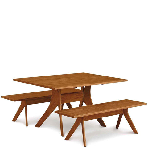 Audrey Fixed Top Tables in Cherry by Copeland