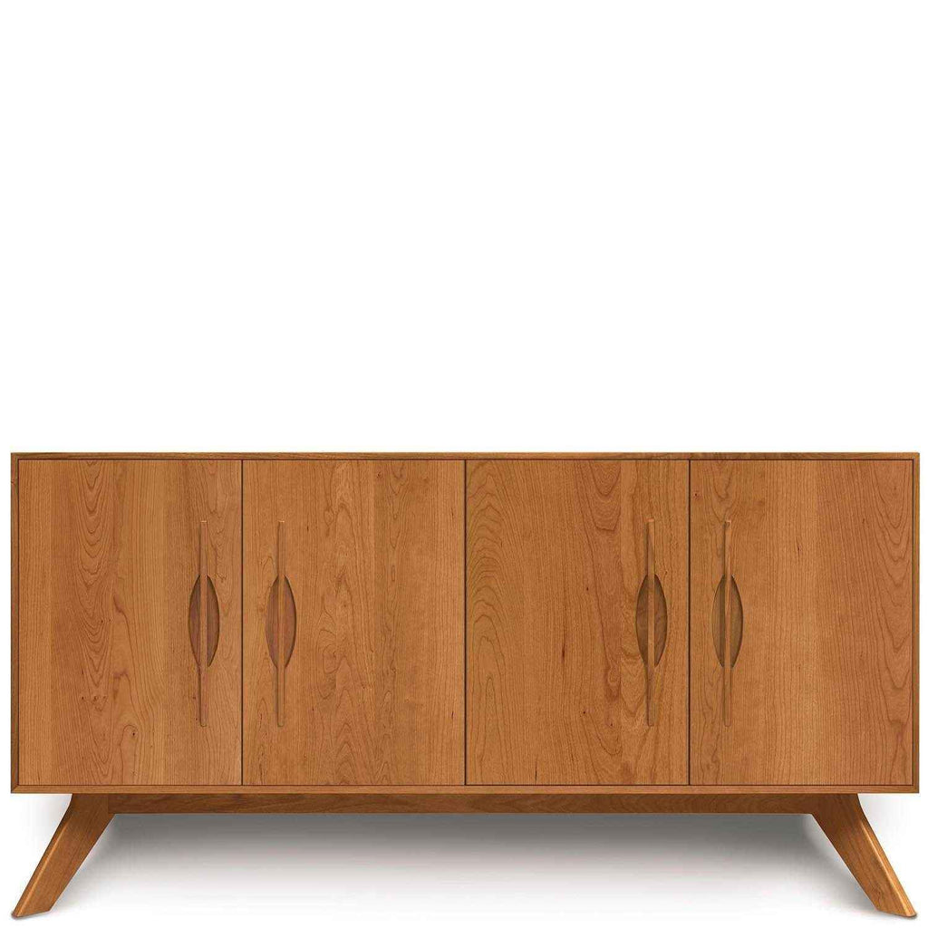Audrey 4 Door Buffet in Cherry