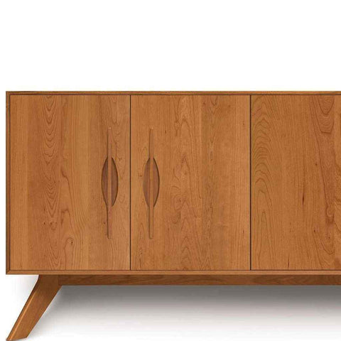 Audrey 4 Door Buffet in Cherry by Copeland