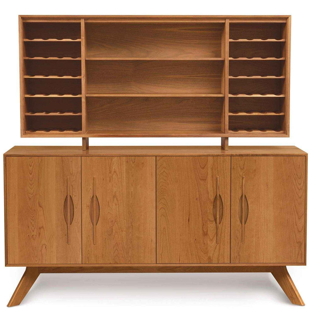 "Hutch 30"" In Cherry - Urban Natural Home Furnishings.  Buffet, Copeland"