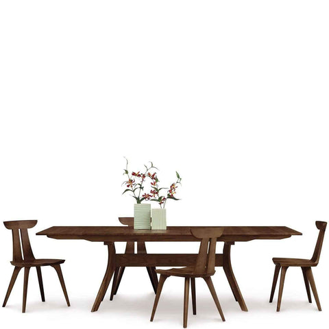 Audrey Extension Table in Walnut by Copeland