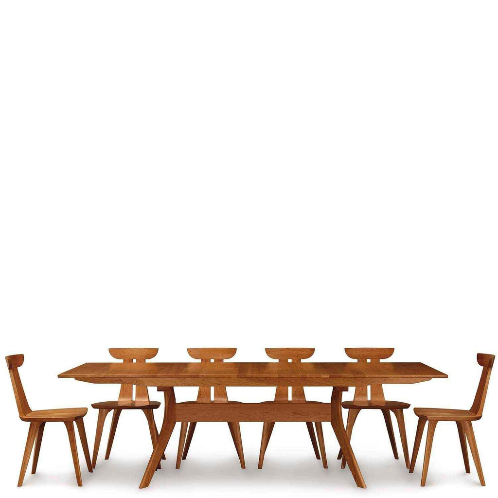 Audrey Extension Table in Cherry by Copeland