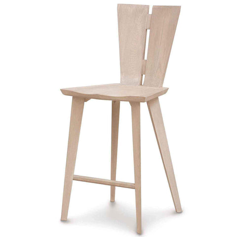 Axis Counter Stool in Ash - Urban Natural Home Furnishings.  Dining Chair, Copeland