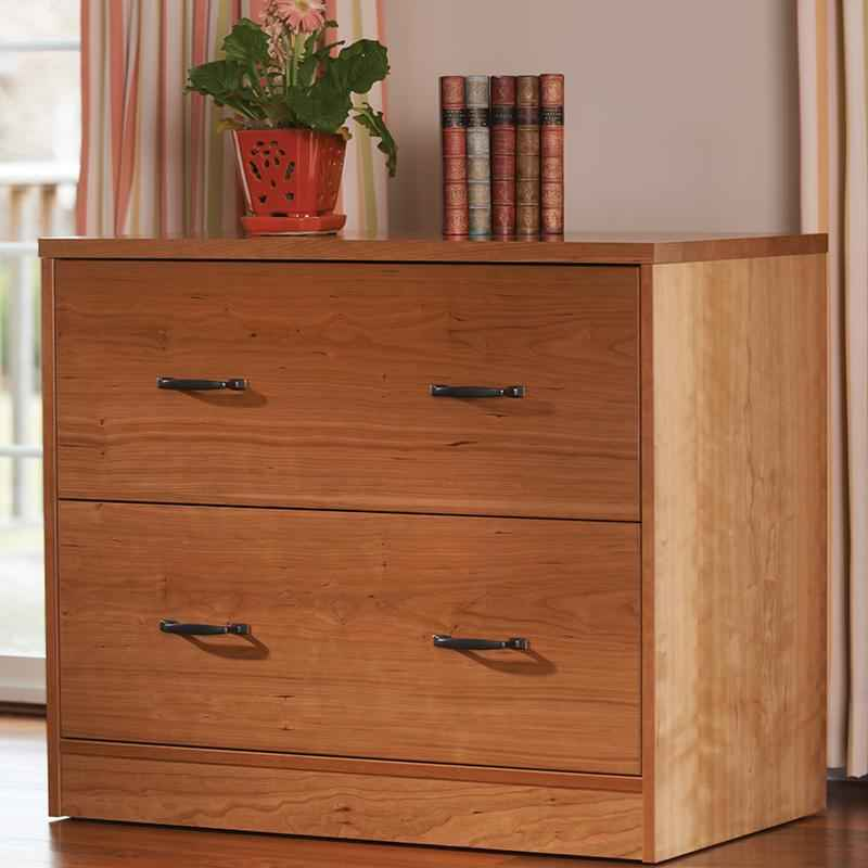 Bedford 2 Drawer Lateral File Cabinet By Spectra Wood