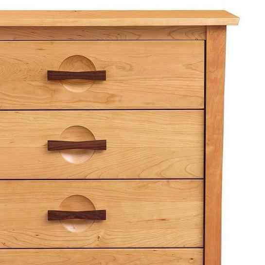 Berkeley Five Drawer Chest